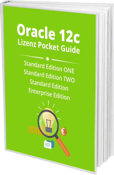Oracle Lizenz Pocket Guide