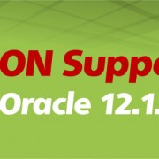 JavaScript Object Notation Support in Oracle 12c