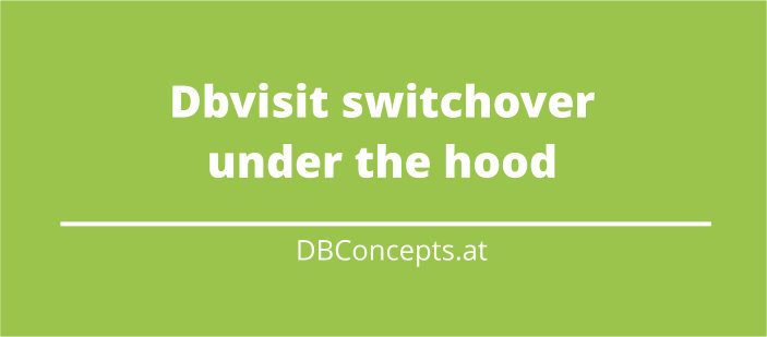 Dbvisit switchover under the hood