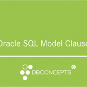 Header Oracle SQL Model Clause